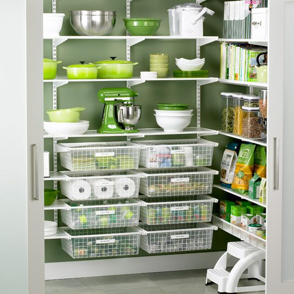 Simple And Cost-Effective Ways To Organize Your Kitchen Storage