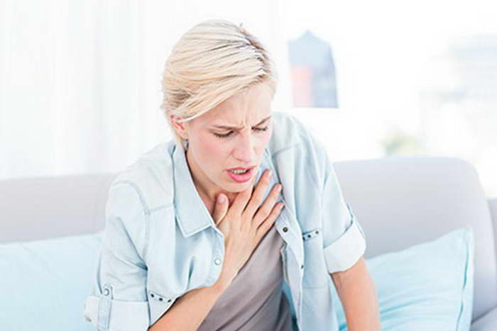 signs of lung problems